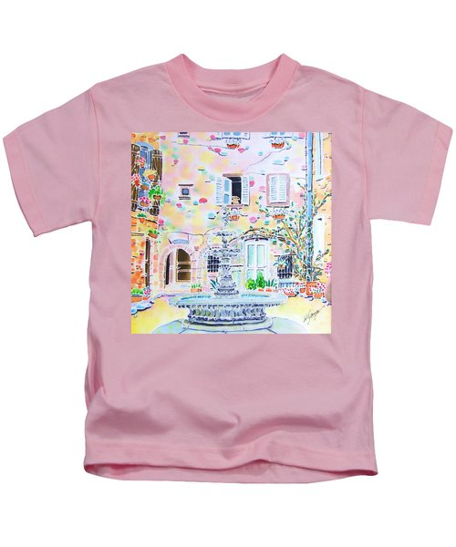 Fontaine Kids T-Shirt