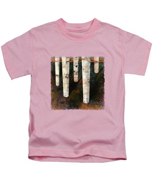 Forest Glow Kids T-Shirt