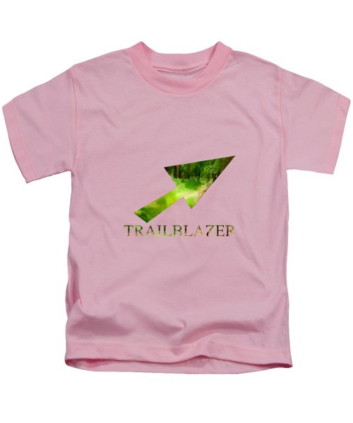 Forest Trail Kids T-Shirt