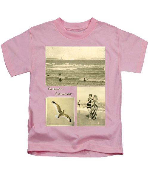 Forever Summer 3 Kids T-Shirt