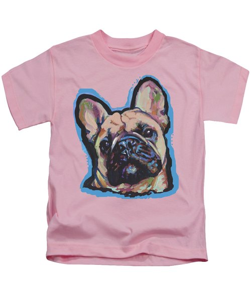 French Me Up Kids T-Shirt