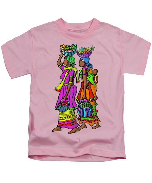 From The Market Kids T-Shirt