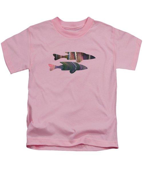 Fuchsia Fuchsia Kids T-Shirt