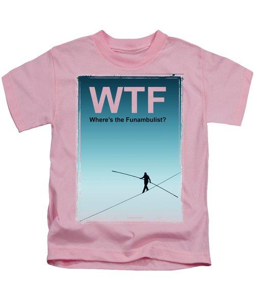 Funambulist Kids T-Shirt