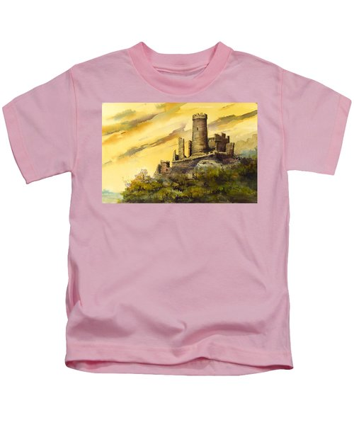 Furstenburg On The Rhine Kids T-Shirt