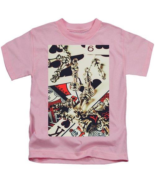 Game Of Still Life Kids T-Shirt