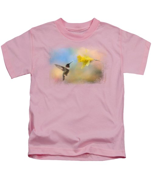 Garden Visitor Kids T-Shirt