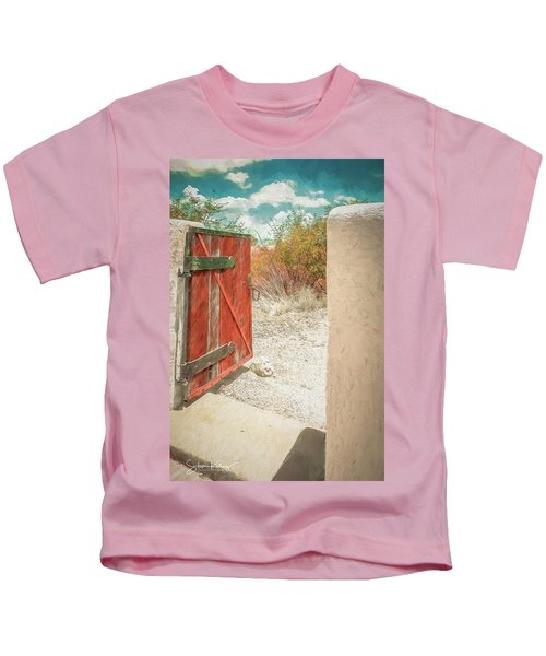 Gate To Oracle Kids T-Shirt