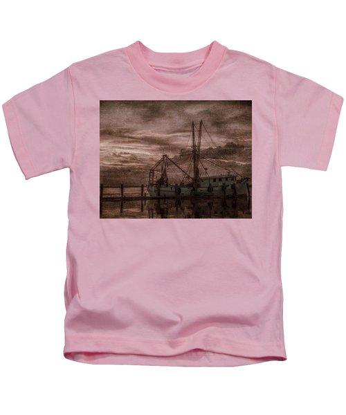 Ghost Ship Kids T-Shirt