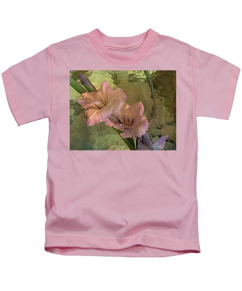 Gladiolas Kids T-Shirt