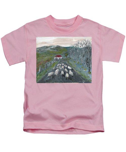 Going Home Kids T-Shirt