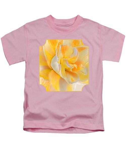Golden Timeless Beauty Kids T-Shirt