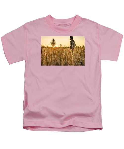 Golden Years Kids T-Shirt