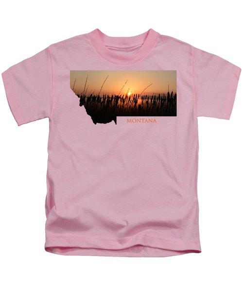 Good Morning Montana Kids T-Shirt