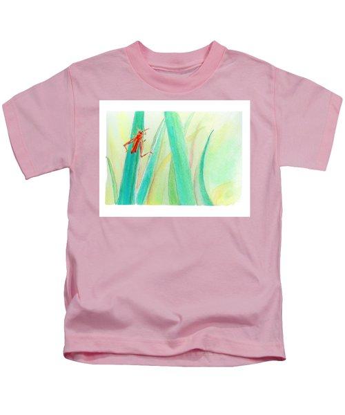 Grasshopper 2 Kids T-Shirt