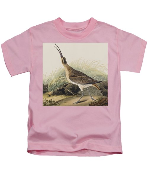 Great Esquimaux Curlew Kids T-Shirt