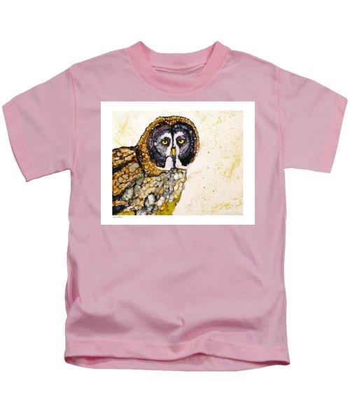 Great Grey Kids T-Shirt