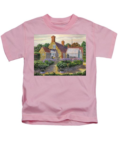 Great Houghton Cottage Kids T-Shirt