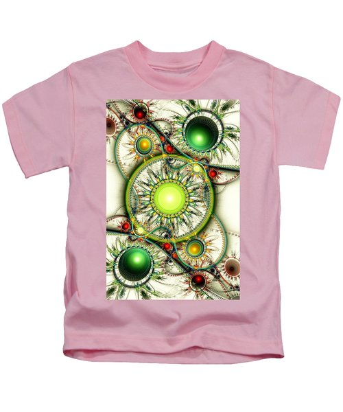 Green Jewelry Kids T-Shirt