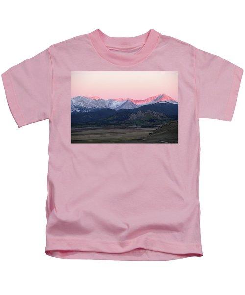 Guanella Sunrise Kids T-Shirt