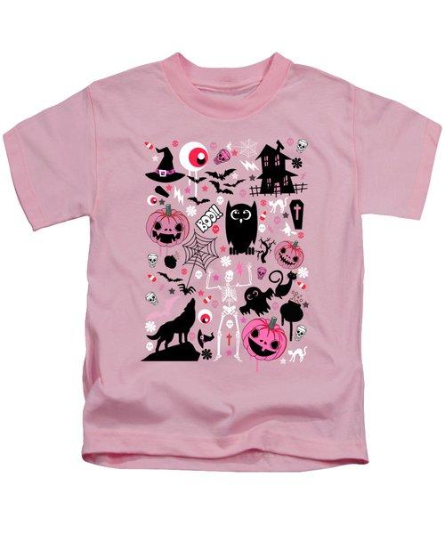 Halloween Night  Kids T-Shirt
