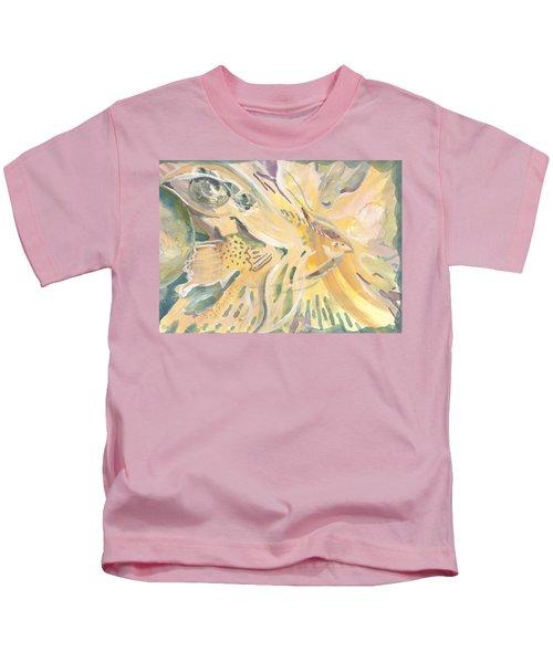 Harmony On Earth Kids T-Shirt