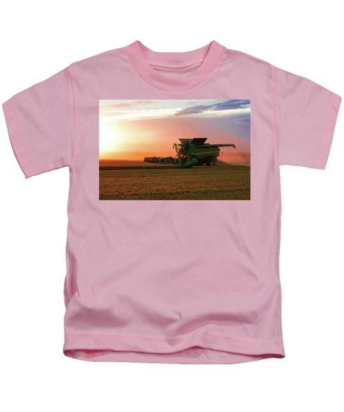 Harvest Colors Kids T-Shirt