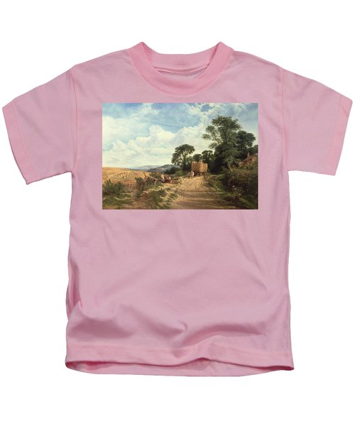 Harvest Time Kids T-Shirt