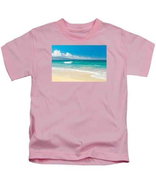Hawaii Beach Treasures Kids T-Shirt