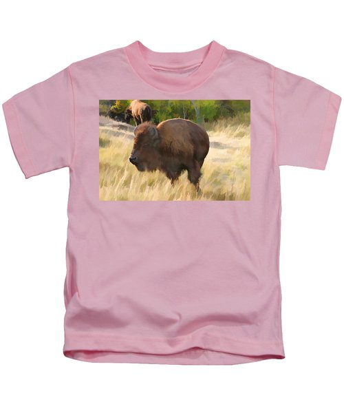 He Just About Got Me Kids T-Shirt
