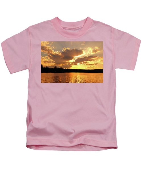 Heaven Shining Kids T-Shirt