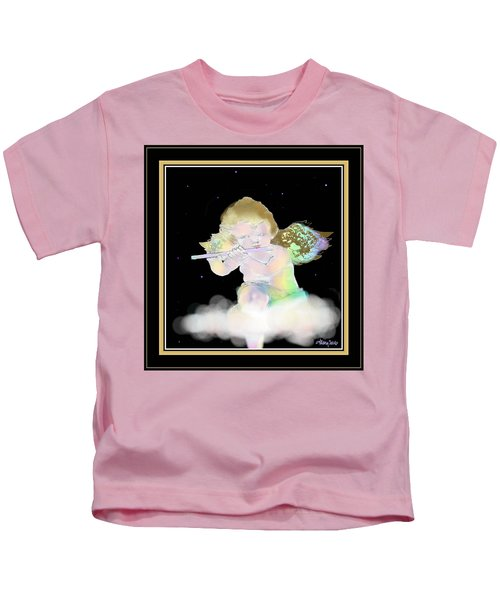 Heavenly Serenade Kids T-Shirt