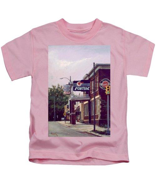 Hemlock Hotel Kids T-Shirt