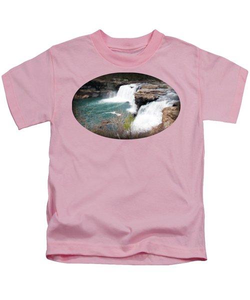 Her Eyes Kids T-Shirt
