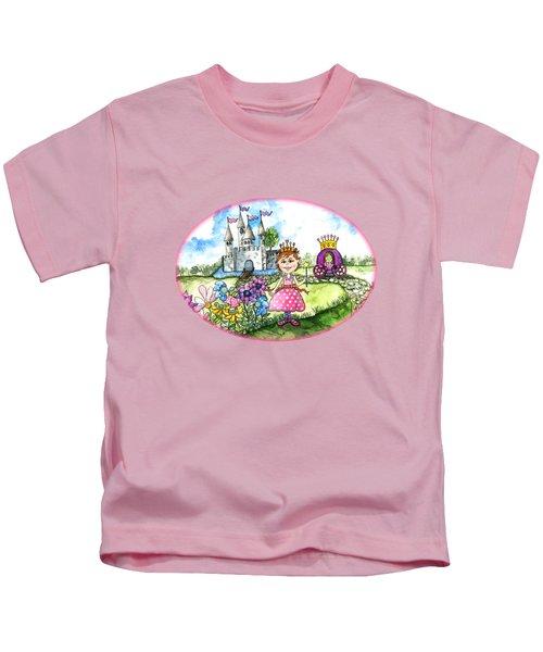 Her Royal Princess Kids T-Shirt