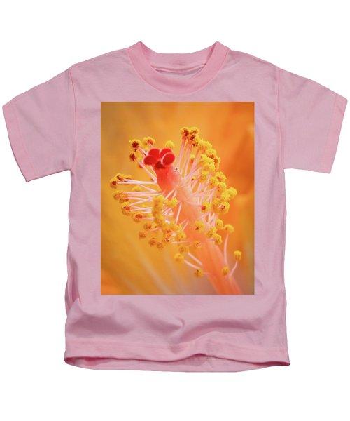 Hibiscus-1 Kids T-Shirt