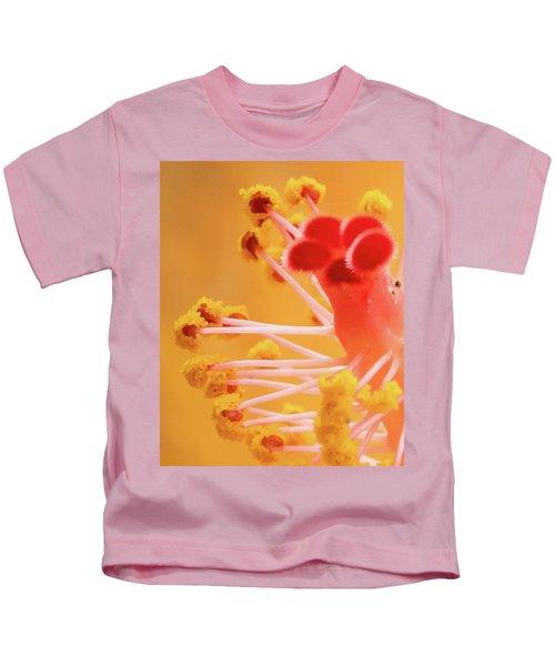 Hibiscus-2 Kids T-Shirt