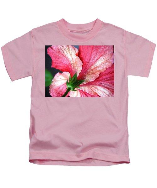 Hibiscus #5 Kids T-Shirt