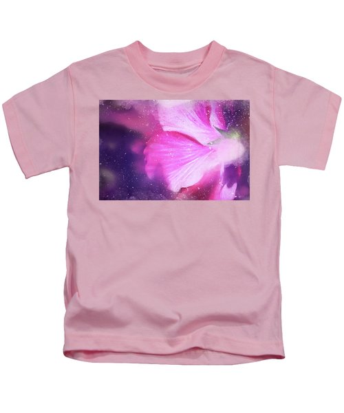 Hibiscus Scatter Kids T-Shirt