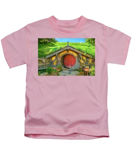 Hobbit House Kids T-Shirt