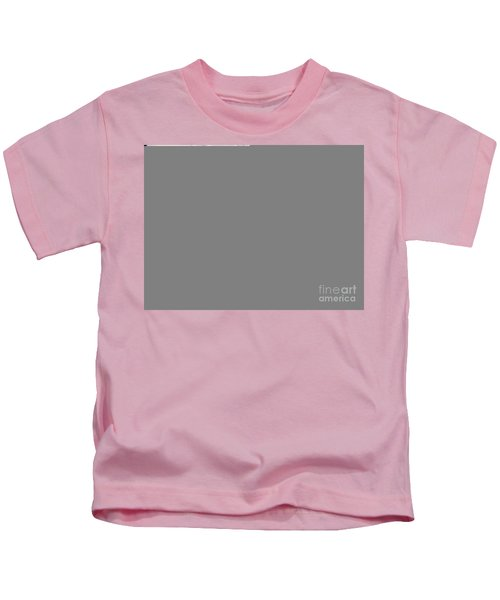 Hollyhock Macro Kids T-Shirt