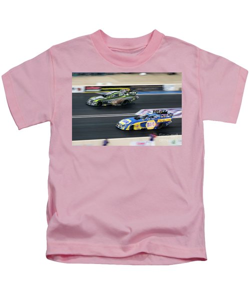In A Blur Kids T-Shirt