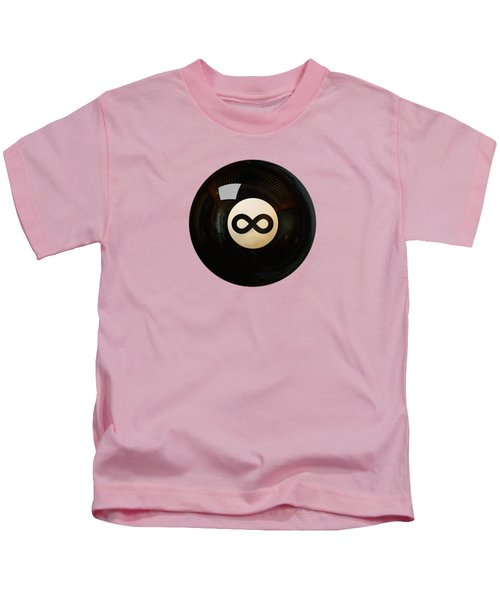 Infinity Ball Kids T-Shirt by Nicholas Ely