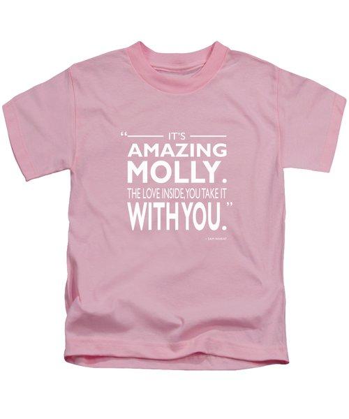 Its Amazing Molly Kids T-Shirt