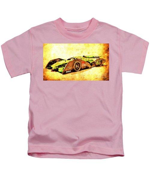 Jaguar Le Mans 2015, Race Car, Fast Car, Gift For Men Kids T-Shirt