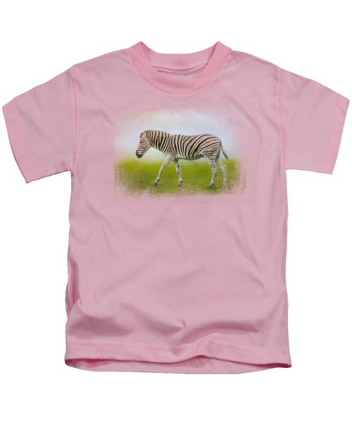 Journey Of The Zebra Kids T-Shirt