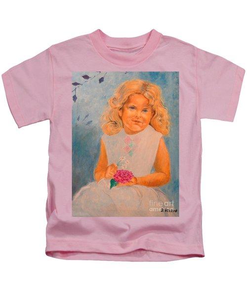 July - 50x69 Cm Kids T-Shirt