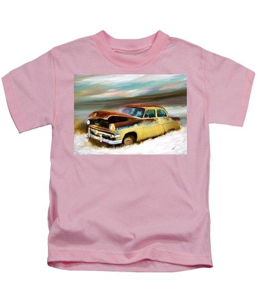 Just Needs A Paint Job Kids T-Shirt