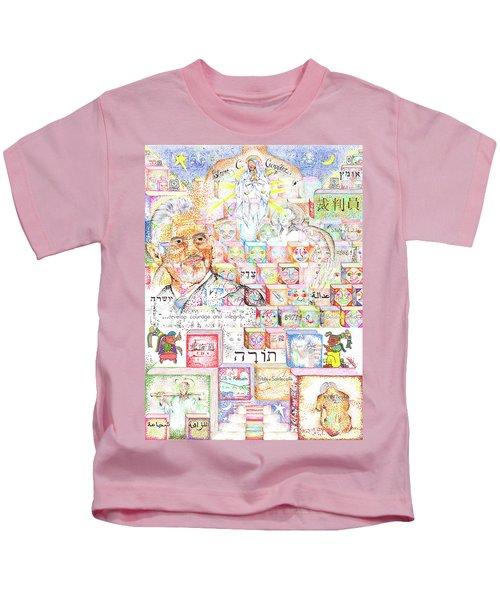 Justice For All Steven C. Gonzalez Kids T-Shirt