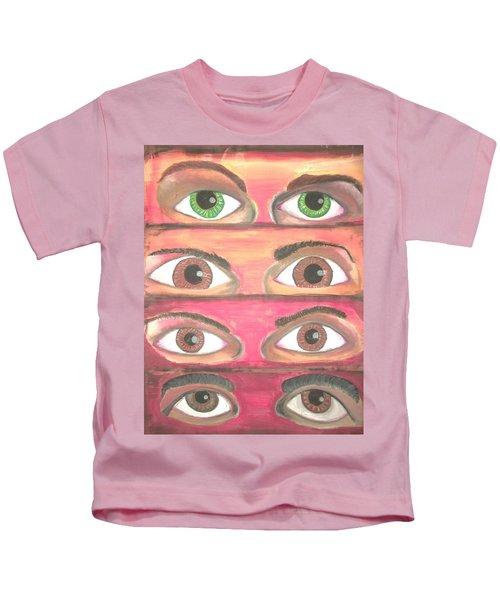 Killer Eyes Kids T-Shirt